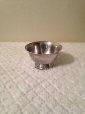 Reed Barton Paul Revere Antique Us Silver Plated Bowls Ebay