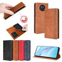 Book Case für Xiaomi 10 Pro/ 10T Lite/ Poco X3 NFC Tasche Flip Cover Handyhülle