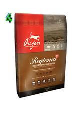 Orijen Regional Red Adult Dog 11,4 kg Per Cane Adulto Tutte le Taglie