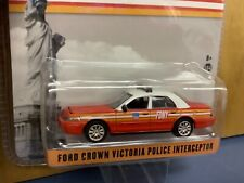 NYPD 1/64 Greenlight Hot Pursuit Ford Crown Victoria Police fire chief car