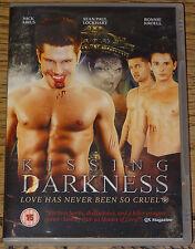 KISSING DARKNESS 2014 BRENT CORRIGAN R2 DVD IN HAND IMMEDIATE DISPATCH