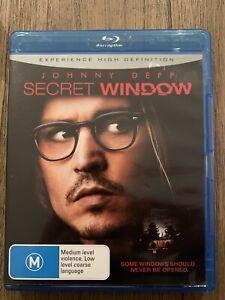 Secret Window (Blu-ray, 2007)