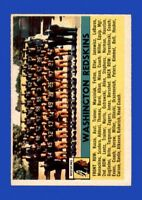 1956 Topps Set Break # 61 Redskins Team SP EX-EXMINT *GMCARDS*