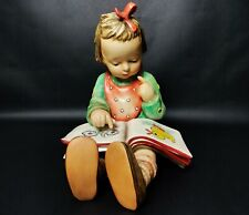 "New ListingVintage Goebel Hummel Figurine #3/Ii - Book Worm - 9"" Tmk 6 - E-33121c"