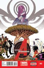 The Secret Avengers #3 (NM)`14 Kot/ Walsh
