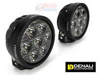 Denali D7 LED Light Kit Motorcycle TriOptic Lights with DataDim Technology