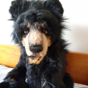 Charlie bear Original Malcolm 2009.