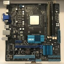 asus m5a78l-m plus/usb3 With Phenom II X6 1055T AMD Processor 12Gb Ram AM3+