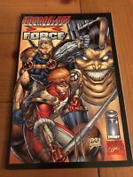 Youngblood/X-Force #1 (1996) Image/Marvel Comics
