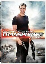 TRANSPORTER THE SERIES COMPLETE SECOND EASON 2 New Sealed 4 DVD Set