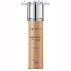 Christian Dior Backstage Pros Airflash Spray Foundation 304 Almond Beige