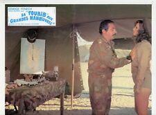 SEXY EDWIGE FENECH LA SOLDATESSA ALLA VISITA MILITARE 1977 3 VINTAGE LOBBY CARDS