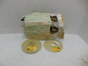 NOS OEM JOHN DEERE WALK BEHIND MOWER TRANSMISSION PULLEY PT12516 PT12515