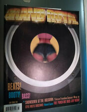 Grand Royal #5 magazine- hip hop Bass Booty Issue - Pullout intact Beastie Boys