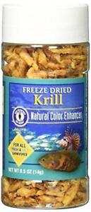 San Francisco Bay Brand Asf71305 Freeze Dried Krill For Fresh And Saltwater Ca..