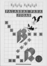 Palabras para jugar (Spanish Edition)-ExLibrary