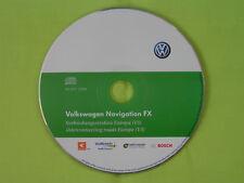 CD NAVIGATION FX HAUPTSTR. EUROPA 2011 V3 VW RNS 310 GOLF 6 PASSAT TIGUAN CADDY