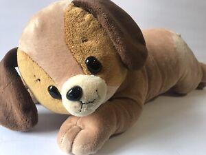 "Aurora People Pals Puppy Dog Stuffed Plush Toy Animal 18"""