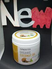 SPROUTS Virgin Coconut Oil Organic - 15 Fl Oz