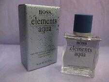 BOSS ELEMENTS AQUA by HUGO BOSS 1.7 FL oz / 50 ML EDT Spray In Box