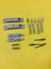 Two Awning Push Button Assembly Sets by Dometic 830023P001, 830023001
