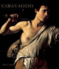 NEW Caravaggio [With CDROM] by John T. Spike Hardcover Book (English) Free Shipp