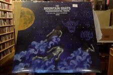 The Mountain Goats Transcendental Youth LP sealed 180 gm vinyl + download