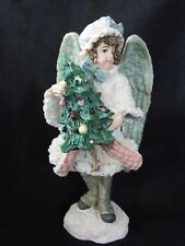 Midwest Of Cannon Falls Thomas Cathey Christmas Angel Figurine