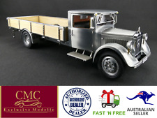 CMC M-171 Mercedes-Benz LO 2750, 1934-38 Clear Finish Version