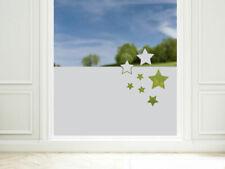 Sichtschutzfolie Sterne Blickdichte Fensterfolie Schlafzimmer Wohnzimmer Glastür