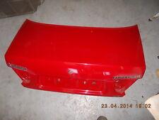 Heckklappe Mitsubishi Carisma Stufenheck  bis 1999 rot R43