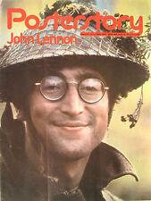 POSTERSTORY n.2  1981  JOHN LENNON italian poster magazine near mint
