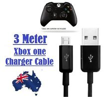Xbox One 3 Meters Controller Charging Charge Charger Cable x box 1