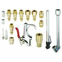 New 17 Piece Air Tool Accessory Kit