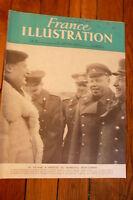 France Illustration N°68-18 jan 1947-travail prisonniers allem, début télévision