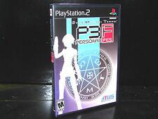 Shin Megami Tensei: Persona 3 FES - PlayStation 2 PS2   ***NEW SEALED***