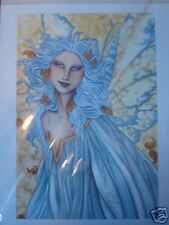Amy Brown Dawn Fairy Print Limited Edition 16/25 Signed