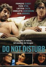 DO NOT DISTURB (2013) DVD NUOVO E SIGILLATO