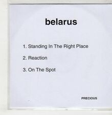 (GU321) Belarus, Standing In The Right Place - DJ CD