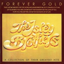 THE ISLEY BROTHERS 'FOREVER GOLD' 10 TRACK CD