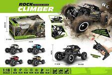 1/16 2.4G 4WD Metal Alloy Body Rc Car Rock Crawler Off-Road