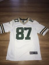 New listing Nike On Field Green Bay Packers Jordy Nelson Jersey Mens S