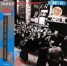 BEATLES TRIBUTE TO THE CAVERN CD MINI LP OBI Harrison Lennon McCartney Starr new