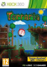 Terraria Microsoft Xbox 360 Classics Best Seller Awarded New & Sealed