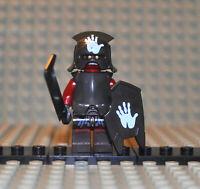 Der Herr der Ringe Uruk-Hai lor022 inkl 10049pb01 für Lego Sets 9476 10237