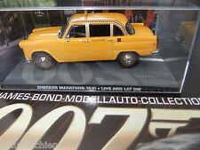 Checker Marathon Taxi   007 James Bond 1:43 . Leben und Sterben lassen #4109