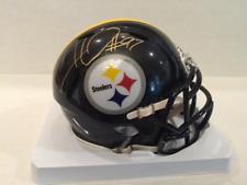Cameron Heyward Signed Pittsburgh Steelers Speed Mini Helmet COA/Hologram
