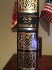 Crime and Punishment; Easton Press; Leather; Sealed