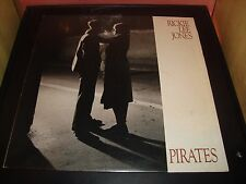 "Rickie Lee Jones Pirates 12"" Vinyl Record Album VG Condition BSK 3432 1981"