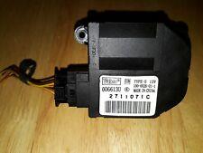 VAUXHALL Vectra C Signum Motore Riscaldatore Flap unità di controllo 006613U 11V
